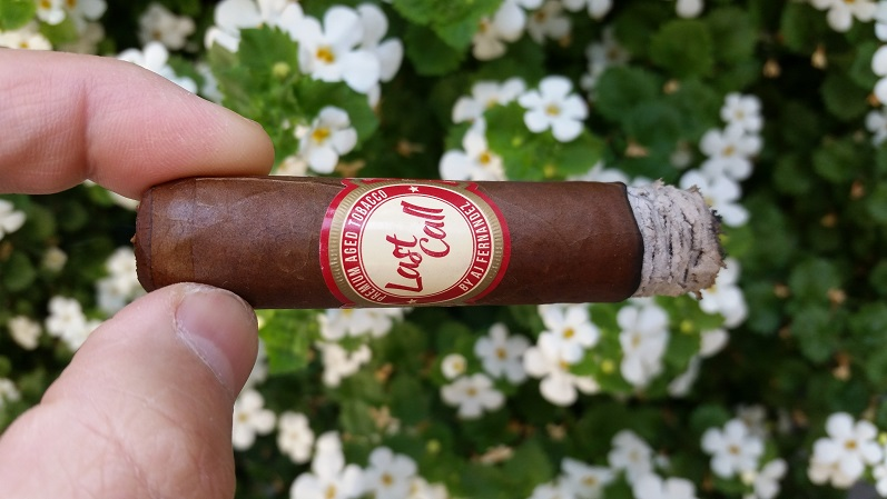 Personal Cigar Review: AJ Fernandez Last Call