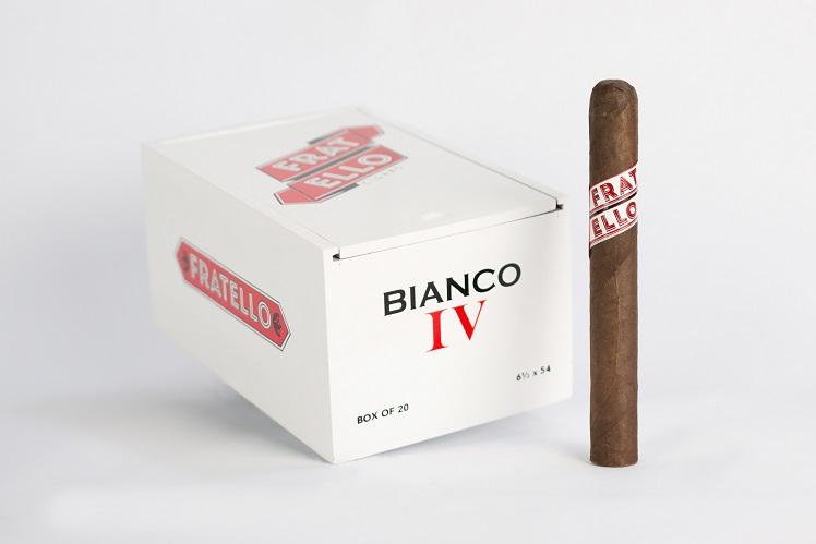 Cigar News: Fratello Introduces Bianco IV