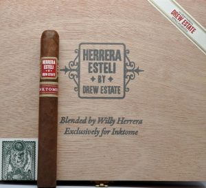 Cigar News: Drew Estate Announces Herrera Estelí Inktome for Small Batch Cigars