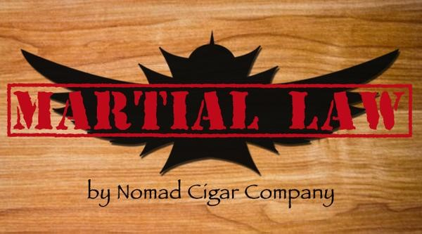 Cigar News: Nomad Declares Martial Law