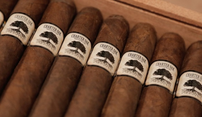 Cigar News Foundation Cigar Co. Releases Charter Oak in Two Wrappers