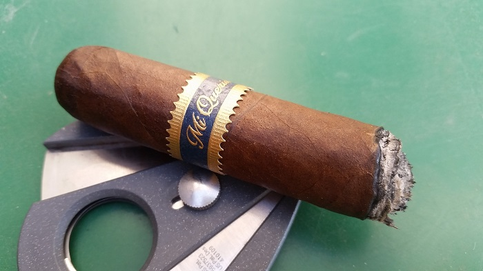 Team Cigar Review: Dunbarton Tobacco & Trust Mi Querida Ancho Largo