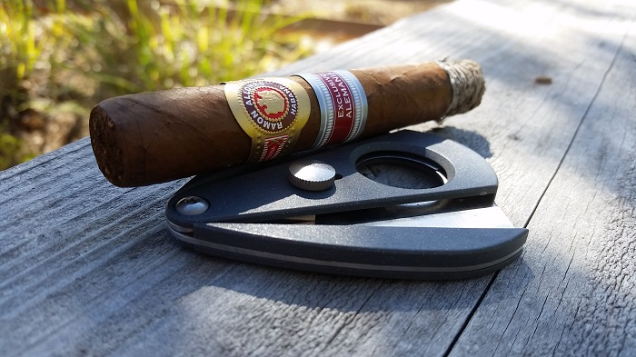 Team Cigar Review Ramón Allones 2014 Edición Regional Alemania 8-9-8