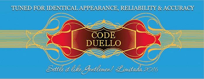 Cigar News: Southern Draw Cigars Announces Code Duello Limitada 2016