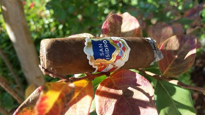 Team Cigar Review: HVC San Isidro