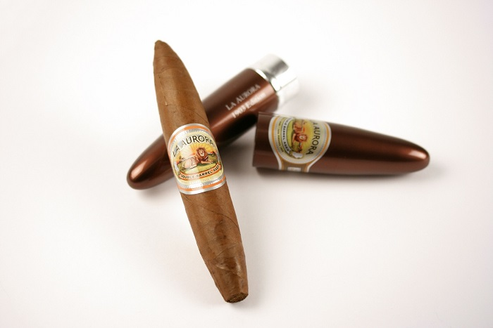 Cigar News: La Aurora Promotes Latest Product Launches