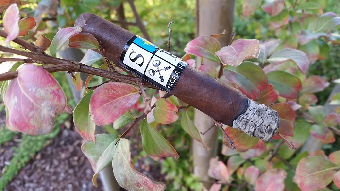 Team Cigar Review: Sacra Folium Law of Sines Robusto