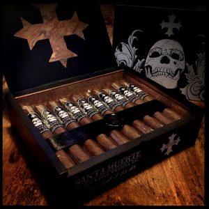 Cigar News: Black Label Trading Company Santa Muerte Ships This Week