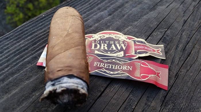 Team Cigar Review: Southern Draw Code Duello Limitada 2016 Firethorn