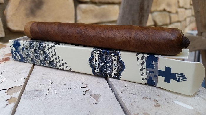 Team Cigar Review: Viva Republica Art of War Corona Gorda