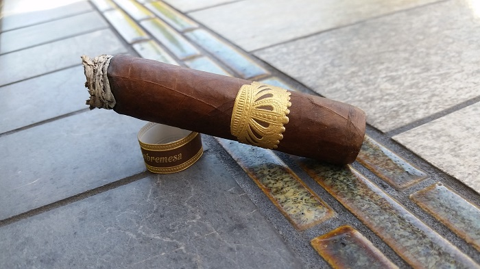 Team Cigar Review: Dunbarton Tobacco & Trust Sobremesa Short Churchill