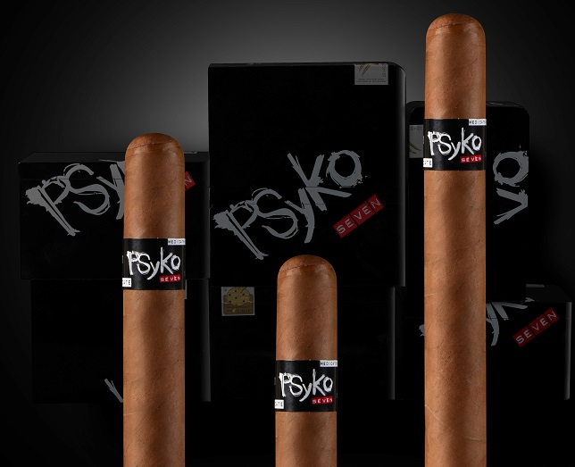 Cigar News: Ventura Cigar Introduces PSyKo Seven Connecticut