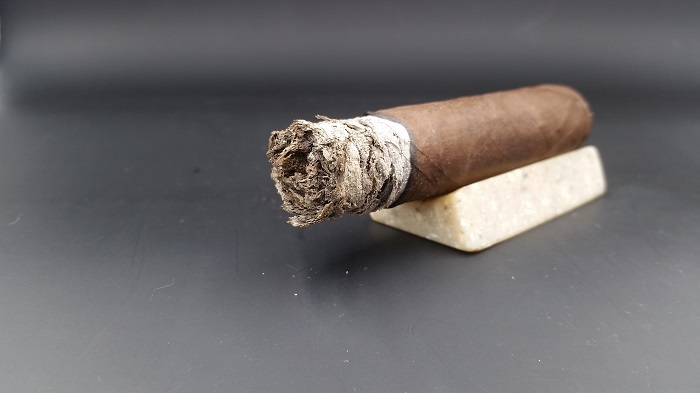 Team Cigar Review: Black Label Trading Company Bishops Blend Corona Larga