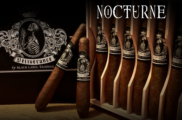 Cigar News: Black Label Trading Company's Deliverance Nocturne Ships This Week