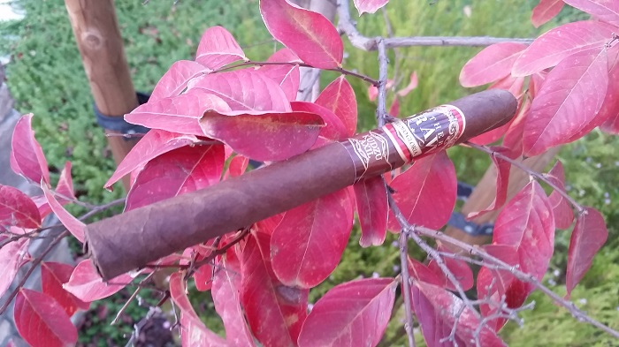 Team Cigar Review: Southern Draw Kudzu Axil Lancero