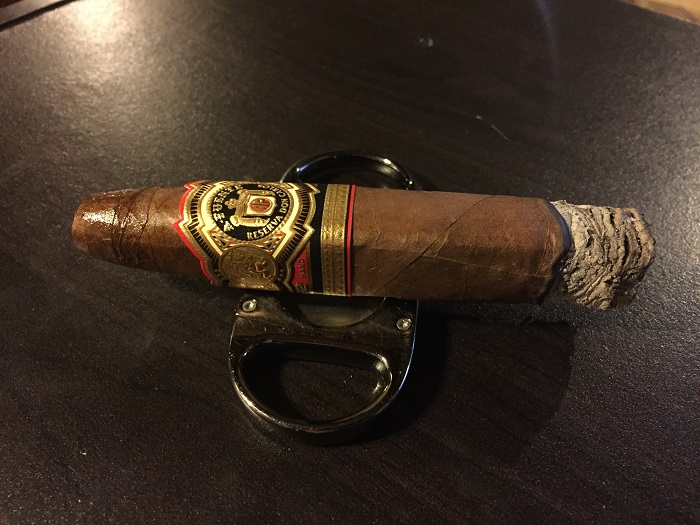 Personal Cigar Review: Arturo Fuente Don Carlos Eye of the Shark