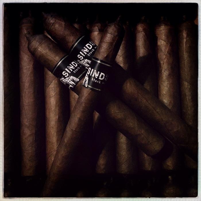 Cigar News: Black Works Studio Announces SINDUSTRY Release for February