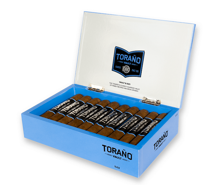 Cigar News: Toraño Launches Two New Vault Blends