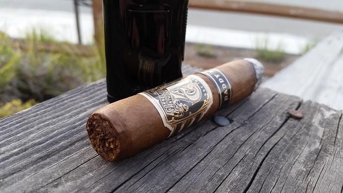 Team Cigar Review: Cornelius & Anthony Daddy Mac Robusto