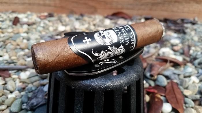 Team Cigar Review: Black Label Trading Company Santa Muerte Corona Gorda