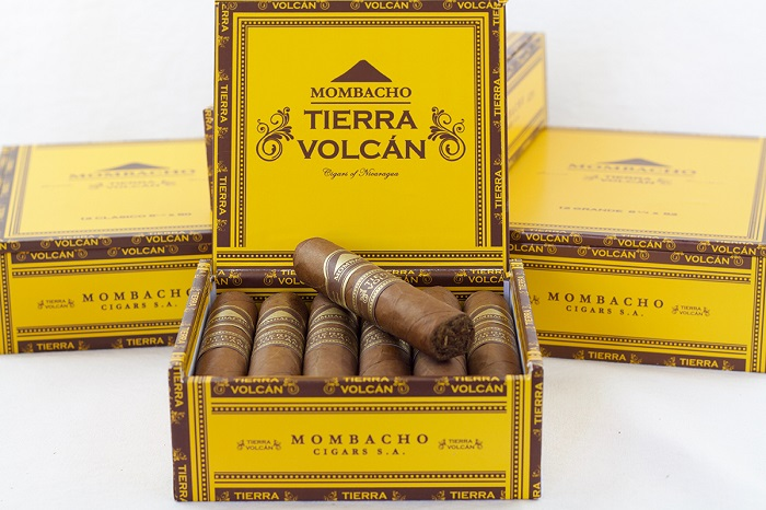 Cigar News: Mombacho Cigars Announces New Tierra Volcán Packaging