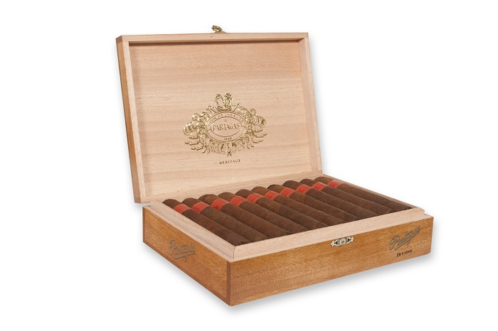 Cigar News: Partagas Heritage Announced