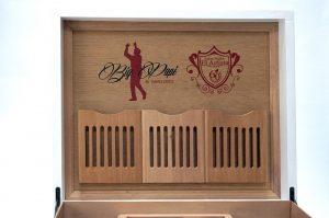 Cigar News: El Artista Unveils Limited Edition Big Papi by David Ortiz Humidor