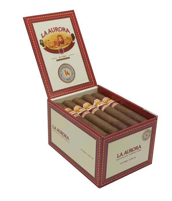 Cigar News: La Aurora 1903 Cameroon Now Shipping