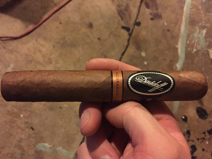 Personal Cigar Review: Davidoff Nicaragua 6x60