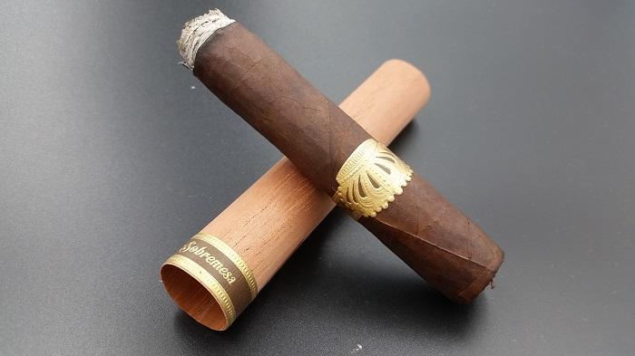 Team Cigar Review: Dunbarton Tobacco & Trust Sobremesa Elegante en Cedros