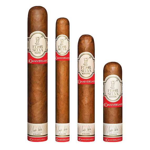 Cigar News: Maya Selva Announces Flor de Selva Colección Aniversario Nº20 U.S. Release