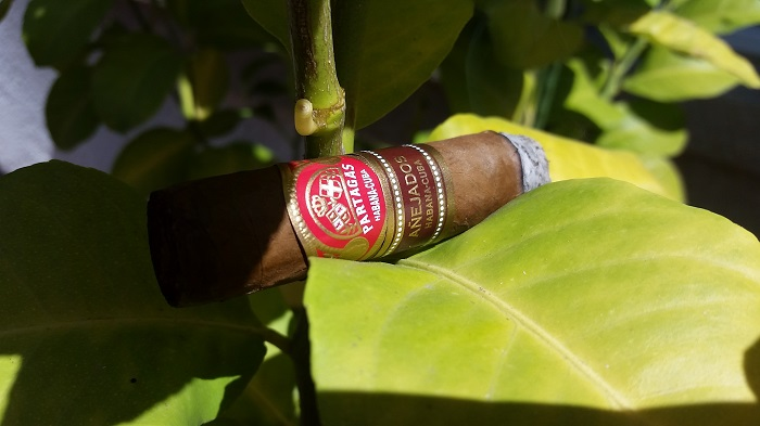 Team Cigar Review: Partagas 2015 Habanos Añejados
