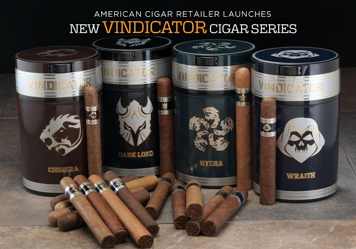 Cigar News: The Vindicator Exclusive Cigar Brands Available Now at Famous Smoke Shop