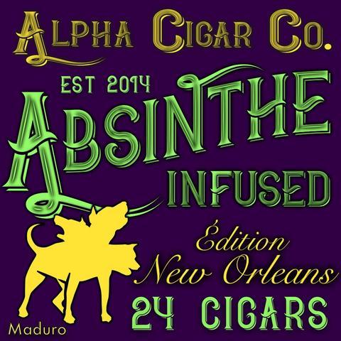 Cigar News: Alpha Announces Edition New Orleans