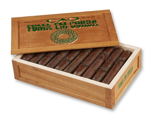 Cigar News: CAO Launches Fuma Em Corda
