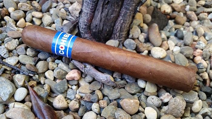 Team Cigar Review: Cohiba Blue Robusto
