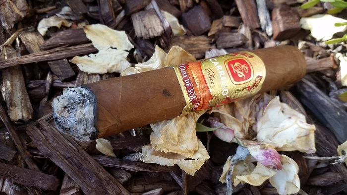Team Cigar Review: E.P. Carrillo Capa de Sol Robusto Royal