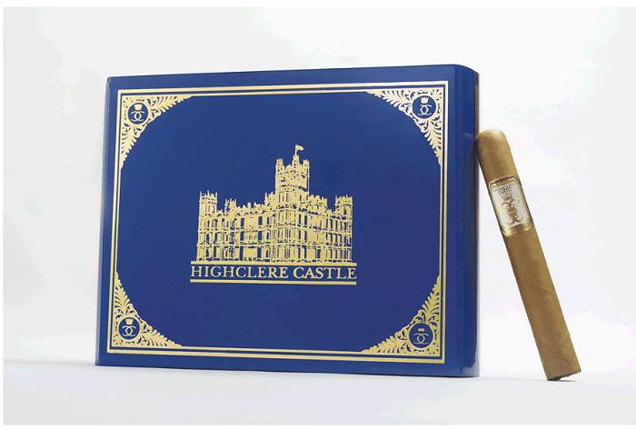 Cigar News: Foundation and Highclere Castle Partner on Cigar