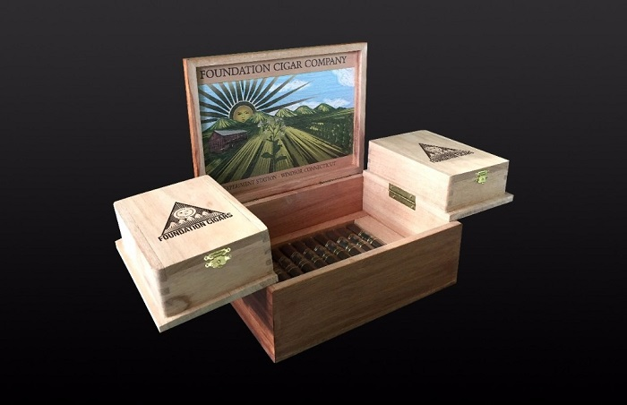 Cigar News: Foundation Announces Collector Humidor