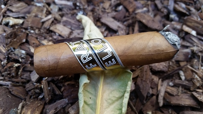 Team Cigar Review: Fratello Oro Robusto