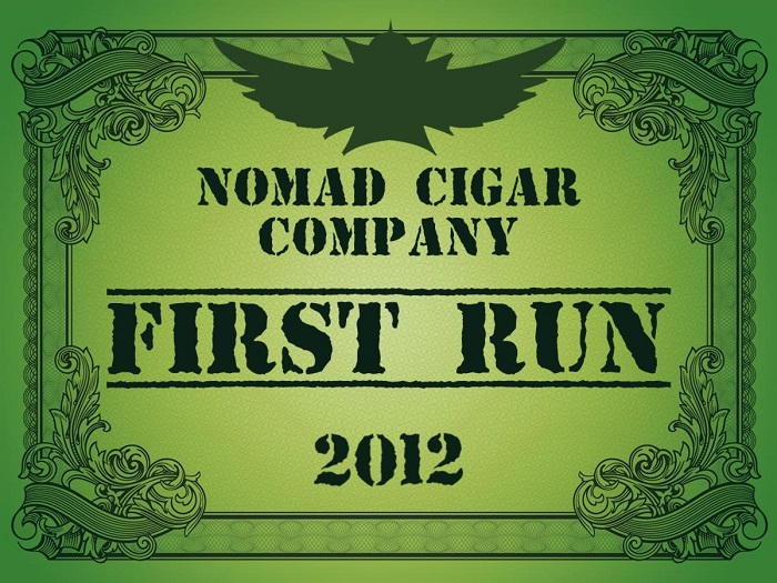 Cigar News: Nomad to Release 'First Run' Cigars from 2012