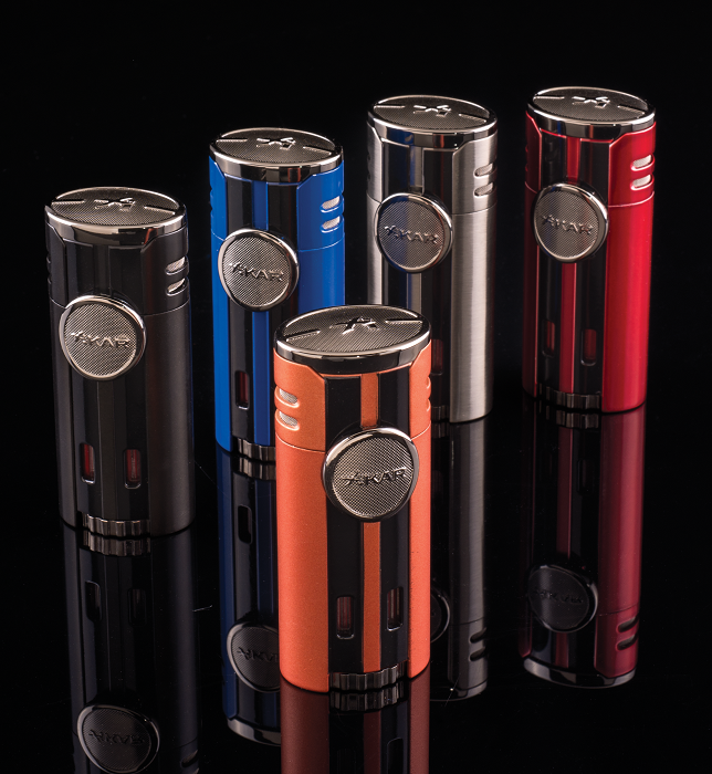 Cigar News: Xikar Announces HP4 Quad Flame Pocket Lighter