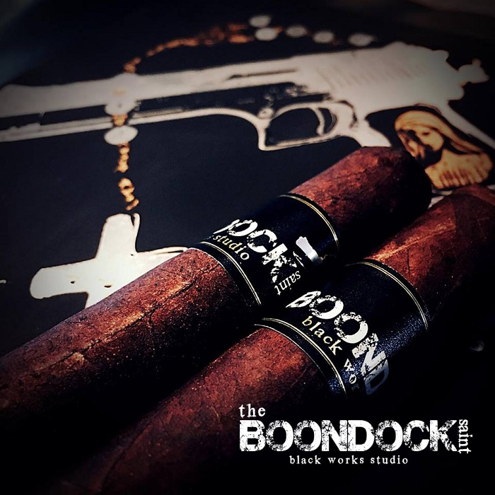 Cigar News: Black Works Studio Announces Boondock Saint Shipping This Week