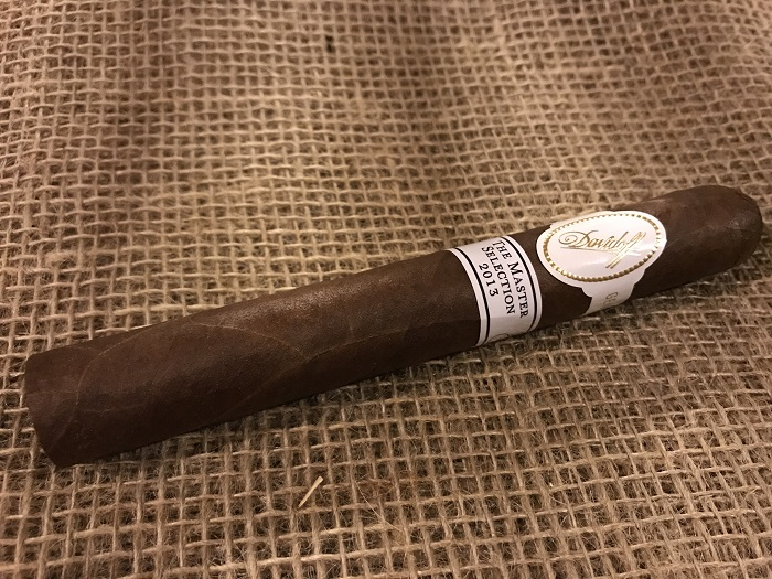 Personal Cigar Review: Davidoff The Master Selection 2013