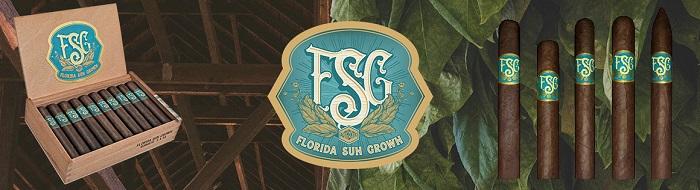 "Cigar News: Drew Estate Announces Florida Sun Grown ""FSG"" with Partner Jeff Borysiewicz"