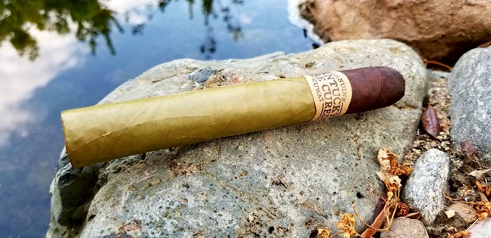 Team Cigar Review: Drew Estate MUWAT Kentucky Fire Cured Swamp Rat
