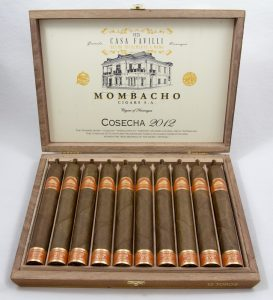 Cigar News: Mombacho Ships Cosecha 2012 to Retailers
