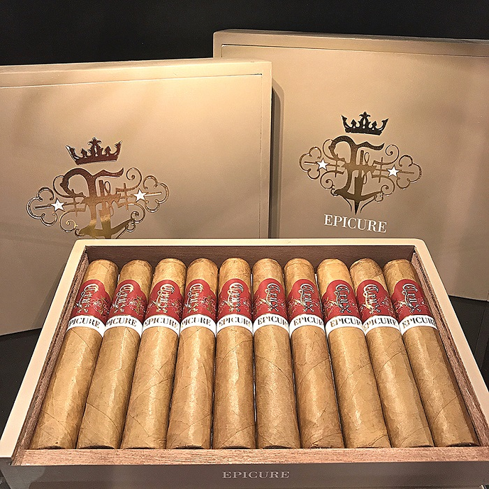 Cigar News: Crux Epicure Begins Shipping