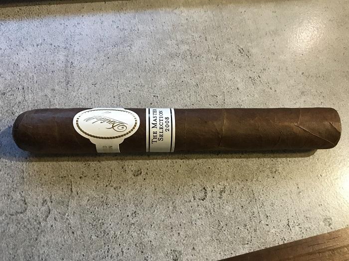 Team Cigar Review: Davidoff The Master Selection 2008