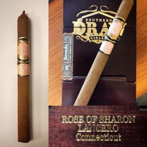 Cigar News: Southern Draw Announces Rose of Sharon Lancero